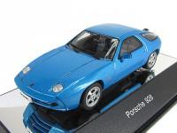1:43 Porsche 928 1977 [с открывающимся капотом] (blue)
