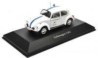 """1:43 VW 1302 """"Police"""" (полиция Бельгии) 1970"""