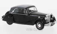 1:43 JAGUAR MKV 3.5 Litre DHC Convertible 1950 Black