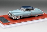1:43 CADILLAC Series 62 Coupe 1951 Light Blue/Blue
