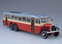 1:43  ЯА-2 «Гигант» 1934 г. (красный)