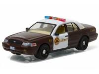 "1:64 FORD Crown Victoria Police ""Storybrooke"" 2005 (машина шерифа Грэма из телесериала ""Однажды в сказке"")"
