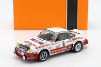 1:18 PORSCHE 911 SC #6 Waldegard/Thorszelius Rally Monte Carlo 1982