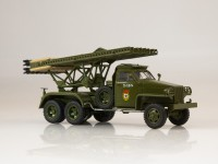 1:43 Studebaker US6 БМ-13 «Катюша»