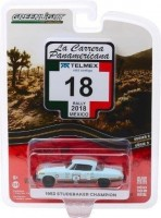 1:64 STUDEBAKER Commander 1953 #17 La Carrera Panamericana 2015