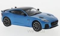 1:43 JAGUAR F-Type SVR Coupe 2016 Blue