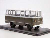 1:43 Автобус Прогресс-8, хаки / белый
