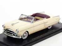1:43 PACKARD Pacific Convertible 1954 Beige/Dark Red