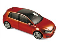 1:18 VW GOLF VII (5-дверей) 2013 Sunset Red