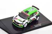 1:43 SKODA Fabia R5 Evo #34 Mikkelsen/Synnevaag Rally Monza 2020