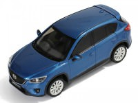 1:43 MAZDA CX-5 кроссовер 4х4 2012 Metallic Blue