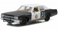 "1:24 DODGE Monaco ""Bluesmobile"" 1974 (из к/ф ""Братья Блюз"")"