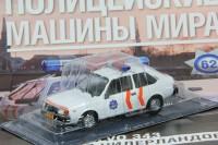 1:43 # 62 Volvo 343 Полиция Нидерландов
