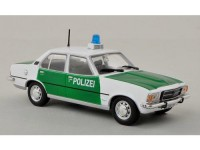 "1:43 OPEL Rekord D ""Polizei"" (полиция Германии) 1972"