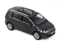 1:43 VW Touran III 2015 Grey Solid