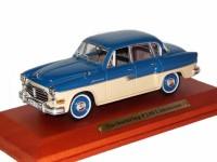 1:43 SACHSENRING P240 Limousine 1958 Blue/Beige
