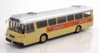 "1:43 автобус BUSSING  SENATOR 12D ""Jaegermeister"" 1964 Beige"
