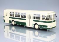 1:43 Ликинский автобус 677 (бежево-зеленый)