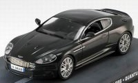 "1:43 Aston Martin V8 Vantage из к.ф. ""The Living Daylights"" 1987 (black)"