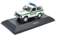 """1:43 LADA 2121 NIVA 4X4 """"POLICIE"""" (полиция Чехии) 1999"""