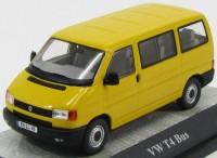 1:43 Volkswagen T4 bus (yellow)