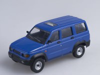 1:43 УАЗ 3162 Симбир (синий)