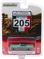 1:64 STUDEBAKER Commander 1953 #205 La Carrera Panamericana 1954