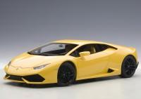 1:18 Lamborghini Huracan LP 610-4 2014 (yellow pearl met)
