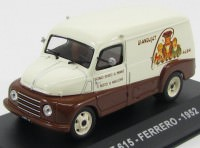 "1:43 FIAT 615 ""FERRERO"" 1952 Beige/Brown"