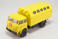 1:43 КМ-500 Кузов универсальный (КУНГ) на шасси МАЗ-5334 (или 500А) - Аварийная