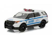 "1:64 FORD Explorer Police Utility Interceptor ""New York City Police Department"" 2014"