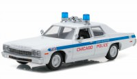 "1:24 DODGE Monaco Chicago Police 1975 (из к/ф ""Братья Блюз"")"