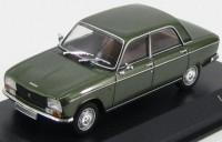 1:43 PEUGEOT 304 Sedan 1969 Green metallic