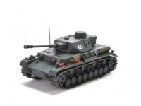1:43 танк Pz.Kpfw. IV Ausf.G Восточный фронт 1941
