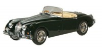 1:43 JAGUAR XK150 Roadster 1957 British Racing Green