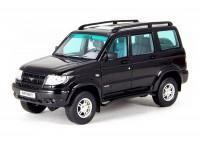 1:43 УАЗ-3163 «Патриот» 4x4 черный