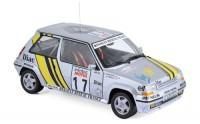 """1:18 RENAULT 5 GT Turbo """"Supercinq"""" #17 Ragnotti/Thimonie Tour de Corse 1989"""