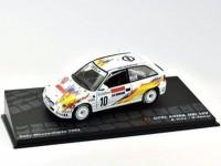 1:43 OPEL Astra GSI 16V #10 B.Thiry/G.Favier Rally Monte-Carlo 1993