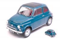 1:18 FIAT 500L 1968 Blue