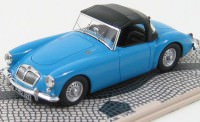 1:43 MG MGA Twin Cam Spider Soft Roof 1958 (blue)