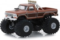 "1:64 FORD F-350 Monster Truck ""BFT"" Bigfoot 1978"