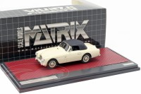 1:43 ASTON MARTIN DB2/4 MKII Tickford (закрытый) 1955 White