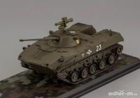1:43 Боевая машина десантная БМД-2 с ПТРК (хаки)