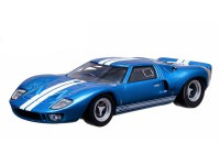 "1:43 FORD GT40 1966 Blue ""Fast & Furious:Fast Five""  (из к/ф ""Форсаж V"")"
