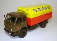 1:43 КМ-500 Кузов универсальный (КУНГ) на шасси МАЗ-5334 (или 500А) - Техпомощь