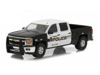 """1:64 CHEVROLET Silverado """"Tempe Police Arizona Patrol"""" 2015"""