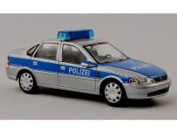 """1:43 OPEL Vectra B """"Polizei"""" (полиция Германии) 2002"""