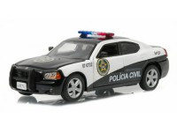 "1:43 DODGE Charger Police ""Rio Policia Civil"" 2006 ""Fast & Furious:Fast Five"" (из к/ф ""Форсаж V"")"