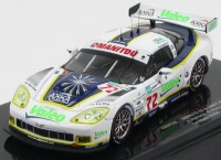1:43 CORVETTE C6.R #72 LMGT1 L.Alphand-G.Moreau-J.Policand 5th Le Mans 2008
