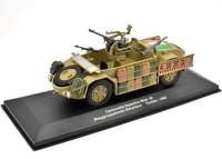 1:43 бронеавтомобиль Camionetta Desertica Mod.42  Тунис 1943